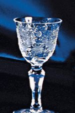 Pohár na likér a tvrdý alkohol